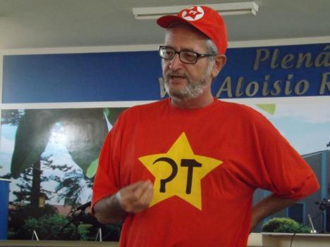 Arnaldo Murilo Silva Pohl, dirigente estadual da EPS - PT/SP e membro do Coletivo Dirigente Agrário Estadual do PT/SP